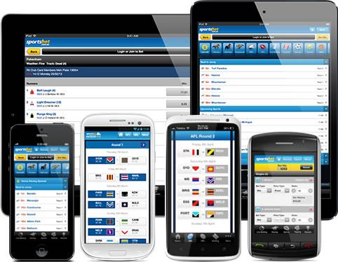 sportsbet mobile version