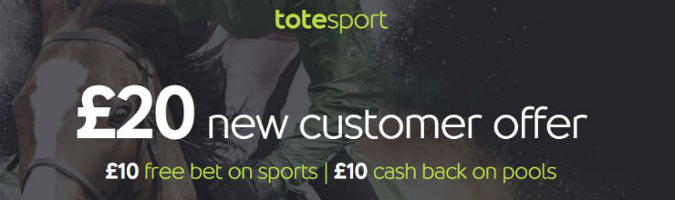 Totesport banner